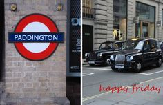 London via three