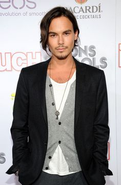 Tyler Blackburn I think he should play Adrian in the Vampire Academy series! :)
