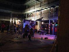 Sound stage at Barrandov Studios #Prague #CzechRepublic #CETPrague @CETAcademicPrograms