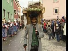 Schemenlaufen, the carnival of Imst, Austria - intangible heritage - Culture Sector - UNESCO