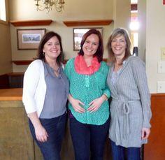 Robyn, Julie, and Kristen