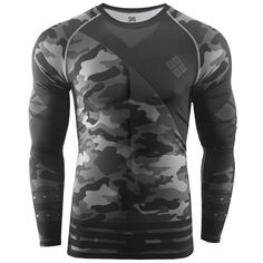 Zipravs Training is sportswear for men who want style and substance. From quick dry t-shirts , tights, compression wear and BJJ rash guards, we've got your needs covered. Gym Shirts, Sports Shirts, Workout Shirts, Workout Clothing, Fitness Clothing, Fight Wear, Estilo Fitness, Compression T Shirt, Tactical Clothing