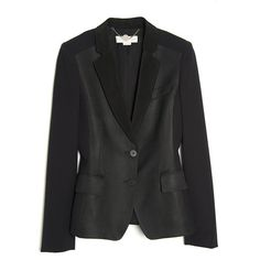 Stella McCartney Fitted Blazer ($1,945) ❤ liked on Polyvore