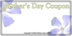 Make Mothers Day Coupons  #emealslovesmom  #contest