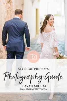 Ever wonder why wedding photography takes up a significant amount of your overall budget? On SMP.com we're sharing why this wedding day expense is in a class of its own and also why it's worth every penny. 📸 Once you read the inside scoop, head to plan.stylemepretty.com to download our Ultimate Wedding Photography Guide to get the rest of your photography questions answered! And as always, happy planning! ✨ Photography: @rebeccayale Wedding Photography Styles, Creative Wedding Photography, Photography Guide, Wedding Photography Inspiration, Film Photography, Fashion Photography, Vintage Wedding Theme, Little Black Books, Plan Your Wedding