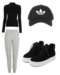 """""""Chill mood"""" by demi-tessa on Polyvore featuring mode, Topshop, WithChic en Misha Nonoo"""