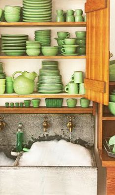 Image detail for -Jadeite Dishware | Graham & Co. | Graham & Co.