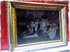 """C/O @biennaledisegnoRN #mybiennaleRN """"Due passi nell'antici disegni dal '500 all'800"""" Antichità Isotta #rimini #myrimini #vivorimini #volgorimini #ig_rimini #igersrimini #igers #disegno #arte @comunerimini by mrzpan"""