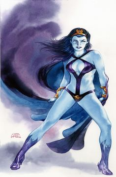 Top 50 Best Female DC Comics Characters | http://www ...