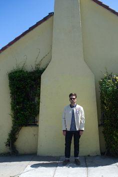 Peter Jensen Letterman Jacket – Virgil Normal
