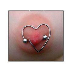 Nipple Piercing Tumblr Found On Polyvore Featuring Polyvore E Tattoo Piercing Tattoo Body