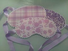 Convite Festa do Pijama - Tema Violetta