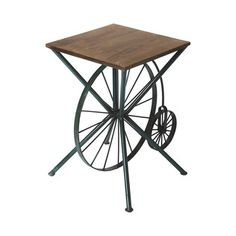 San Marcos Accent Table