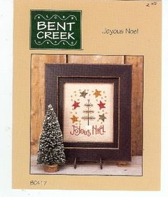 bent creek cross stitch | Bent Creek JOYOUS NOEL