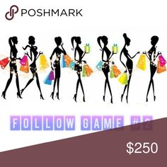 FOLLOW GAME #2️⃣ ✨ More Followers! 👯 Great first game! 🎉 .........Let's grow together! 🌱................ {Game Steps}: 1. Like this post ..................💟 2. Follow Me and💃 All who Liked this post ...........................3. Share this post ♻️ Sharing is caring! ♻️ ........................... 4.Tag your friends! 📌 ................Remember! Listings have a limited 600 so follow soon and come back when it's full to follow everyone back! ✨ kate spade Bags