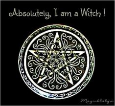 I am a solitary witch. Witchcraft is a way of life. Simple as that. Nature is our place for serenity and the animals to adore them. This is my serenity and my life. Wiccan Witch, Witchcraft, Tarot, Which Witch, 5 Elements, Sabbats, Wise Women, Magic Spells, Wiccan Magic
