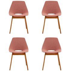 Pierre Guariche Tonneau Chairs | 1stdibs.com