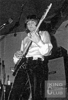 King Crimson - Greg Lake - Boston Tea Party - Oct 31 1969
