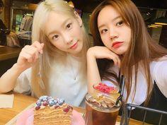 another cute friendship level: taeyeon and girl's day hyeri snsd girlsgeneration gg soshi 소녀시대 OhGG girlsday hyeri youngone sone jessica sunny tiffany hyoyeon djhyo hyo yuri sooyoung yoona seohyun memes smfamily kpopmemes snsdmemes fourseasons Sooyoung, Yoona, Snsd, Girl's Day Hyeri, Lee Hyeri, Jeonju, Birthday Girl Pictures, Girl Birthday, Taeyeon Jessica