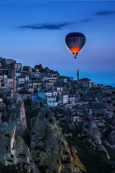 First Balloon by Coolbiere. A.