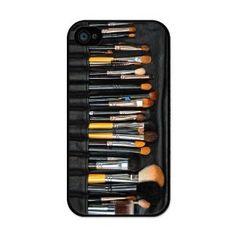 Amazon.com: Makeup Set rubber iphone 4 case - Fits iphone 4 & iphone 4s. So cute!! $14.95