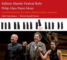 Piano Music – Philip Glass