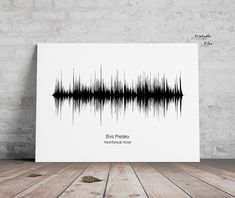 Soundwave, Lady Gaga, Elvis Presley - Heartbreak Hotel, Sound Wave art, Printable files, Instant Download, Print me , Sound Wave, Elvis Led Zeppelin Concert, Music Artwork, Art Music, Ain't No Sunshine, Art Stand, Greys Anatomy Memes, Wave Art, Stairway To Heaven