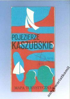 MAPA TURYSTYCZNA POJEZIERZE KASZUBSKIE (4475442368) - Allegro.pl - Więcej niż aukcje.