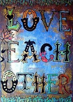Love IS the key!!!! ;)