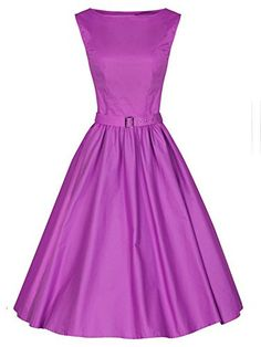 Fashion Bug Vintage 50's Audrey Hepburn Style Swing Party Rockabilly Evening Dress www.fashionbug.us #plussize #fashionbug #vintage #pinup #rockabilly 1X 2X 3X 4X 5X