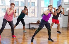 The One At-Home Kickboxing Workout You Need