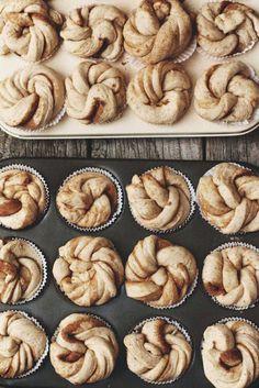 sourdough swedish cinnamon and cardamom buns