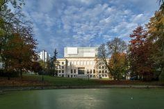 """Bauen für das Wir-Gefühl - """"Maison de l'Histoire européenne"""" in Brüssel eröffnet"""