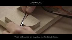 Gold & Wood Manufacture reveals its Savoir-Faire through this film shot in its workshop located in the heart of the Osling Valley of the Grand Duchy of Luxem. Specs Frame, Goggles Glasses, Gold Wood, Natural Materials, Eyewear, Frames, Workshop, Design, Wood