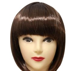 2.62$  Watch here - Women Short BOB Hair Wig Straight Bangs Cosplay Party Stage Show 13 Colors Free shipping    #magazineonlinebeautiful