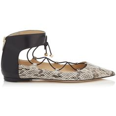 Shop the 10 best lace-up flats for fall 2015.