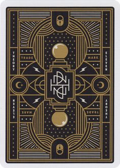 Neil Patrick Harris Playing Cards are elegant, intricate, and visually stunning. Every aspect was handcrafted with relentless, unrivaled attention to detail.