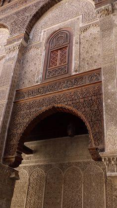 الفن المعماري في المغرب العربي