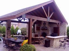 Outdoor Kitchens / Entertain - BOSCHCO SERVICES