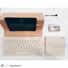 The Orée Collection #artisans #EmotionalTechnology #designer #desk #oree