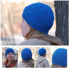 Filigree Hat in Kumara