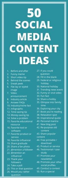Get these 100 ideas of what to post on social media! - - Get these 100 ideas of what to post on social media! Get these 100 ideas of what to post on social media! Here are 50 ideas of what to post on social media if you're stuck! Social Marketing, Marketing Digital, Marketing Visual, Marketing Online, Influencer Marketing, Marketing Quotes, Inbound Marketing, Business Marketing, Content Marketing