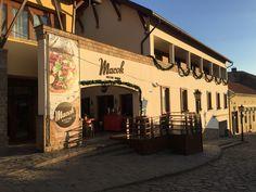 Restaurant in Eger, Hungary