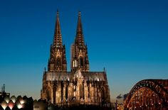 One day ... Cologne Cathedral