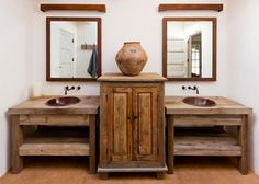 HOME DZINE Home Decor | Decorating a home in modern rustic style