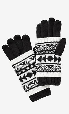 AZTEC TWO PIECE GLOVES