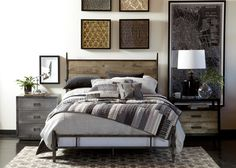 Lincoln Bed - Ethan Allen US
