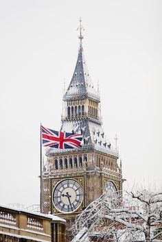 London - Big Ben - The Elizabeth Tower  http://www.royalmint.com/shop/The_Portrait_of_Britain_Collection