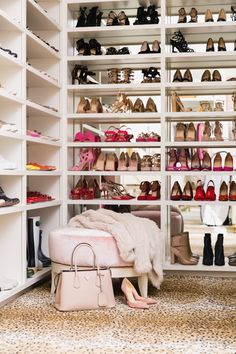 My Closet Revamp... - Pink Peonies by Rach Parcell
