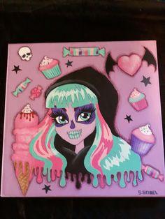 River Styxx fan art by Sara Seibel Monster High, Disney Characters, Fictional Characters, Fan Art, River, Disney Princess, Fanart, Rivers, Disney Princes